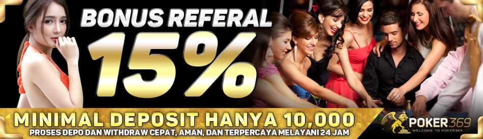 Bonus Referral Poker